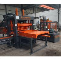 Machine concrète solide professionnelle complètement automatique de haute qualité de brique du rendement GYM-QT5-15 élevé