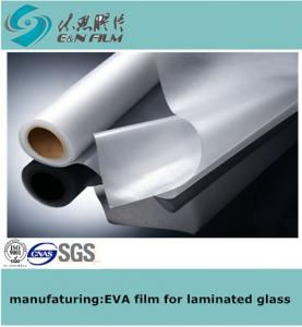 China External extra clear EVA film for laminated glass on sale