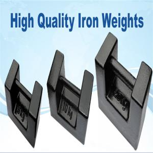China Supplier direct OIML Class M1 & M2.10kg/20lb iron cast painted weights with adjusting cavity for sealing on sale