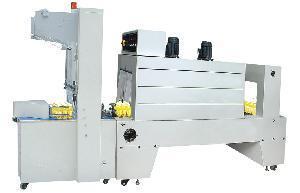 China Semi-Automatic Sleeve Wrapper (BZJ5038B) on sale
