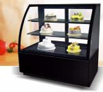 Stainless Steel or Marble base Flower Display Cooler,Pastry Showcase,Refrigerated Cake Display Cabinet