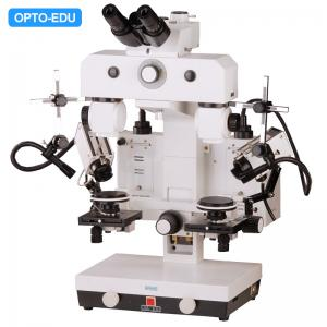 China OPTO-EDU 200x Wide Field Research Forensic Comparison Microscope A18.1802 on sale