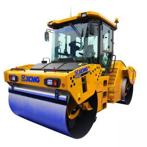 China XCMG XD143 Double Drum Vibratory Road Roller Compactor Machine DEUTZ BF04M1013EC Engine on sale