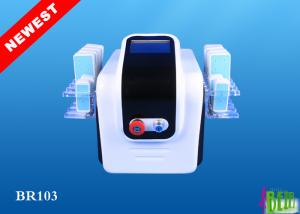 China 100mw Salon Lipolaser Slimming Machine , 72 Diodes Laser Lipolysis Fat Removal on sale