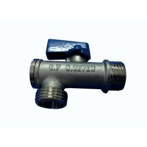 China Low Weight Plumbing Valves Toilet Angle Valve With Great Regulation Performance on sale