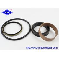 PC400-7 PC450-7 Komatsu Hydraulic Cylinder Seal KitsTPFE FKM NBR Material