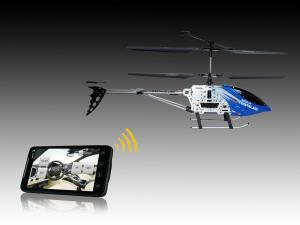 China FM&WIFI Remote Control Helicopter      on sale