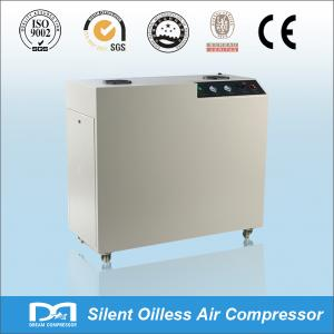 China 220V/50Hz Medical Silent Oilless Air Compressor on sale