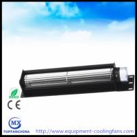 30FC Series Air Cleaner Cross Flow Blower / 190MM Tangential Fan For Air Conditioner