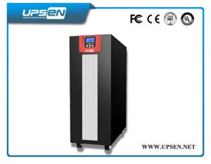 China 60KVA 48KW 3 Phase Uninterruptible Power Supply industrial UPS System with Copper Transfromer on sale