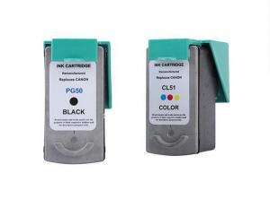 China For Canon 50 Compatible Remanufactured ink cartridge For Canon 50 Canon 51 ink cartridge Canon 50 Canon 51 on sale