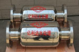 China Equipamento magnético do tratamento da água de Algricultural on sale