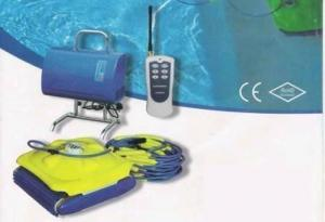 China Automatic Swimming Pool Cleaner Robot on sale