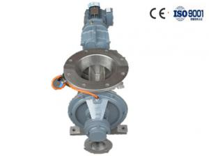 China High Speed Blow Through Rotary Valve Low Noise 100KG-20000KG/H Capacity on sale