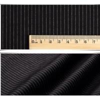 380GSM Nylon Rayon Polyester Yarn Dyed Punto Roma Fabric