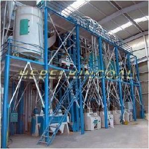 China Turn-Key Project Corn Mill Machine/Corn Processing/Maize Grinder Machine on sale