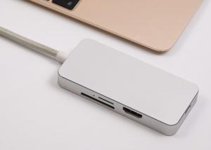 China USB TYPE C 3.1 Hub Adapter with 2 USB 3.0 Ports 100W USB C PD Charge Port for MacBook Pro 2017 2016 Dell XPS 15 13 on sale