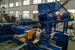 Cable Material  Pvc Pelletizing Machine Air Cooling 200l High Speed Mixer