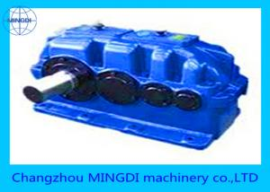 China Hard Gear Face Shaft Mounted Gearbox For Food Machinery , Helical Gear Box on sale