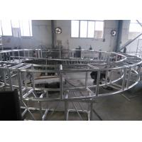 Customized Spigot Circular Lighting Truss  For Trade Show / Exhibition Booth