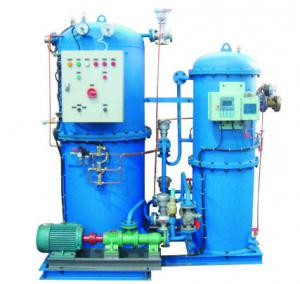 China Industrial Oily Water Separator 15ppm Bilge Separator IMO MEPC. 107(49) on sale
