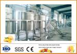 PLC Touch Screen 4T/D Fresh Dried Mango Production / Processing Line
