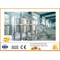 Turnkey ss304 Mango Puree Paste Processing Line CFM-S-09 ISO9001 Certification
