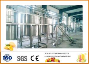 China PLC Touch Screen 4T/D Fresh Dried Mango Production / Processing Line on sale