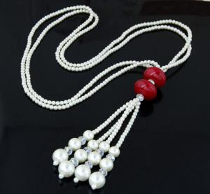 China sweater chain necklace fashion Jewelry - Autumn and Winter on sale