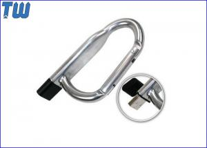 China Promotion Safety Carabiner 8GB Pen Drive Disk Device Without Lock on sale