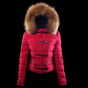 Hotest&Fashionable Moncler Down Jackets,Womens Red Designer Down Jacket,Ladies Down Jacket