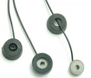 Quality No el tóxico sinterizó los accesorios de la máquina del sensor EEG del AG AgCl para la investigación de EEG/de QEEG for sale