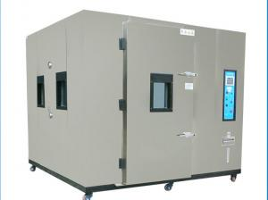 China Universal Walk In Test Chamber Electronic Load With Double - Paned Viewing Window on sale