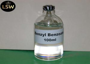 China Common Oil Based Liquild Benzyl Benzoate Injection Cas 120 51 4 99.9% Purity on sale