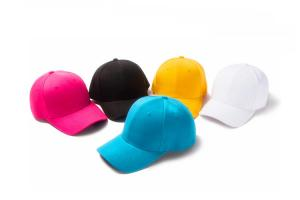 China Custom soft textile embroidered Logo copper buckle baseball cap sports sun hat on sale