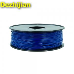 China 3d Printer Plastic Pla Filament 1.75 Tolerance Roundness ±0.02mm on sale