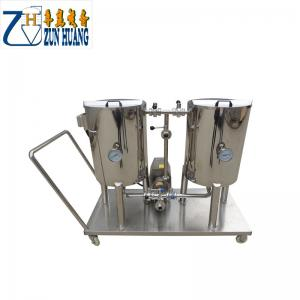 China Microbrewery 1000L Craft Beer Equipment Commercial For Hotels CE Approval on sale