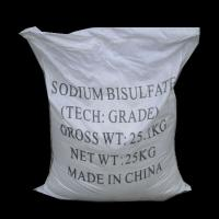 White Crystalline Powder Sodium Bisulfate Uses For Sulfamic Acid Replacement