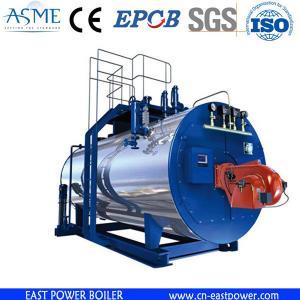 China gas steam oil steam horizontal steam fuel gas oil steam boiler on sale