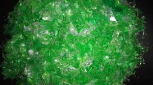 China recycled Pet Flakes/ Pet Scraps/ Pet Chips on sale
