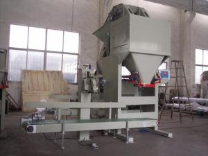 China High Capacity Briquettes / Pebble / Coal Packing Machine 10 Bags / Minute on sale