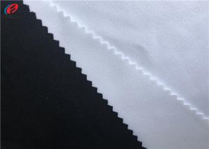 China Plain Dyeing Scuba Air Layer Polyester And Spandex Fabric For Garment on sale