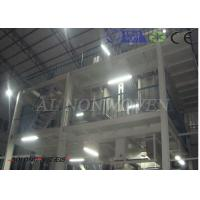 Polypropylene Non Woven Fabric Production Line With GSM 10-250g CE / ISO9001