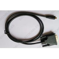 China Automotive Stereo DVI Video Cable Digital HDMI Micro Cable With UL Approved on sale