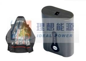 China High Capacity Battery Heated Jacket 7.4v 2200mAh with LED Display on sale