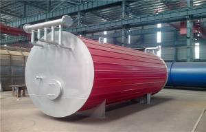 China High Pressure Gas Fired Heating Oil Boiler High Efficiency For Wood / Electric on sale