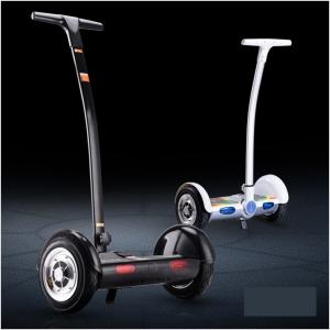 China 10 Inch Sport Electric Chariot Scooter 2 Wheels With LED Light on sale