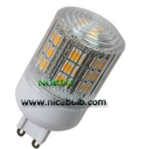 China LED G9 Light 24pcs5050 SMD LED Light Bulb Spotlight Lamp 360 Degree on sale