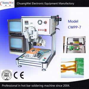 China 62kg Two Microscope Heat Welding Machine LCD Soldering To PCB 590x640x620mm on sale