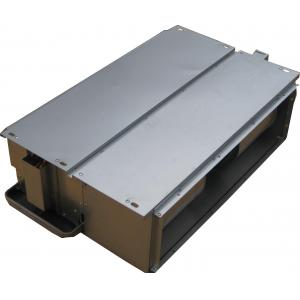 China HVAC FCU 300 CFM Ceiling Mounted Duct Fan Coil Unit With Two Pipe System on sale